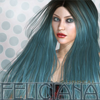 Surreal Feliciana Hair surreality