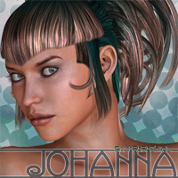 Surreal Johanna 3D Figure Essentials surreality