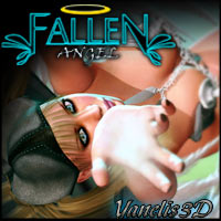 Fallen Angel V4 3D Figure Essentials Yanelis3D