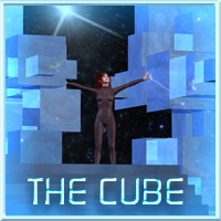 The Cube Poses/Expressions Themed Props/Scenes/Architecture vyktohria