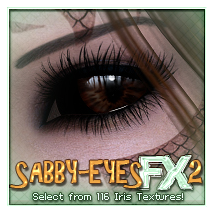 Sabby-EyesFX2 2D Graphics 3D Models Sabby