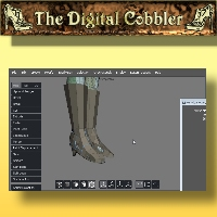 The Digital Cobbler Heels Edition Tutorials : Learn 3D Fugazi1968