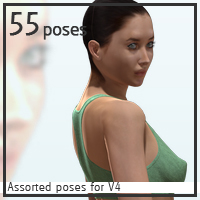 Assorted Poses for V4 image 5