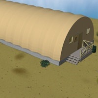 Military Quonset Barrack image 4