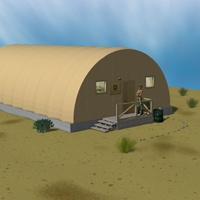 Military Quonset Barrack image 7