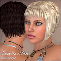 Insalia Hair V4 A4 G4 by nikisatez
