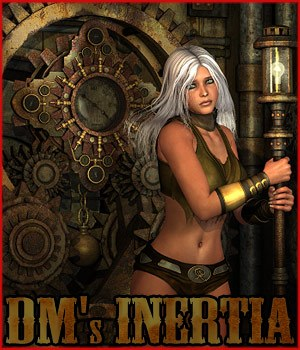 DM's Inertia Themed Props/Scenes/Architecture Poses/Expressions Software Danie