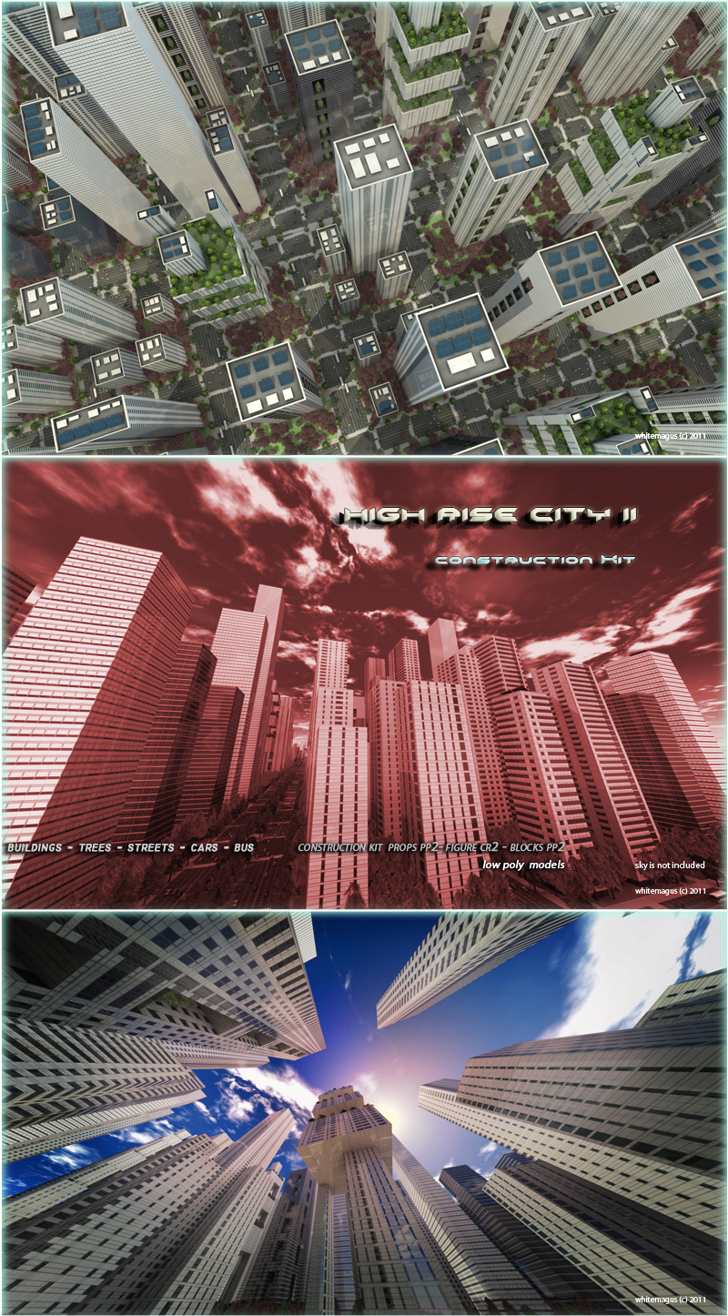 hrcII High Rise City II