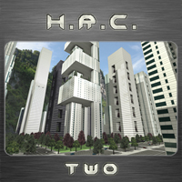 hrcII High Rise City II 3D Models whitemagus