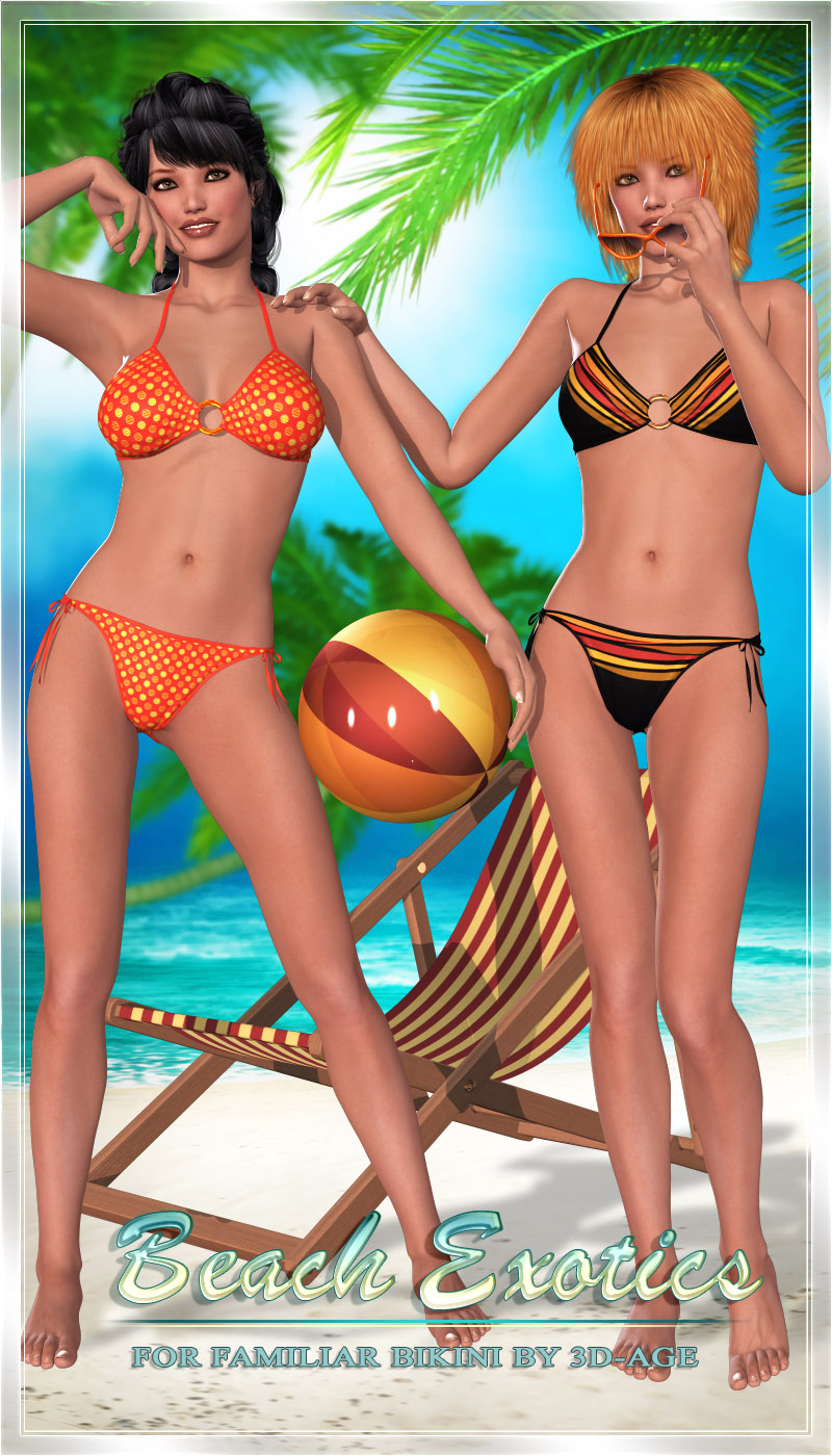 Beach Exotics for Familiar Bikini