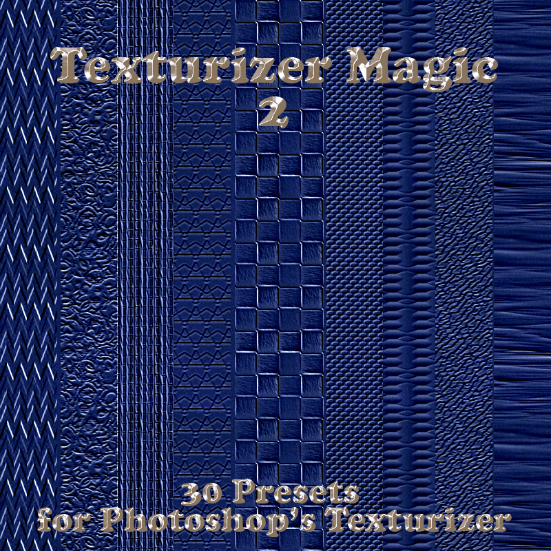 Texturizer Magic 2