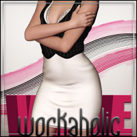 FASHIONWAVE Workaholic for V4 A4 G4 3D Figure Assets 3D Models outoftouch