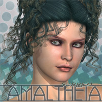 Surreal Amaltheia Hair surreality