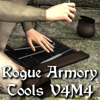 Rogue Armory Tools V4M4 Accessories SickleYield