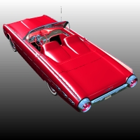 Ford Thunderbird 1962 Sports Roadster image 6
