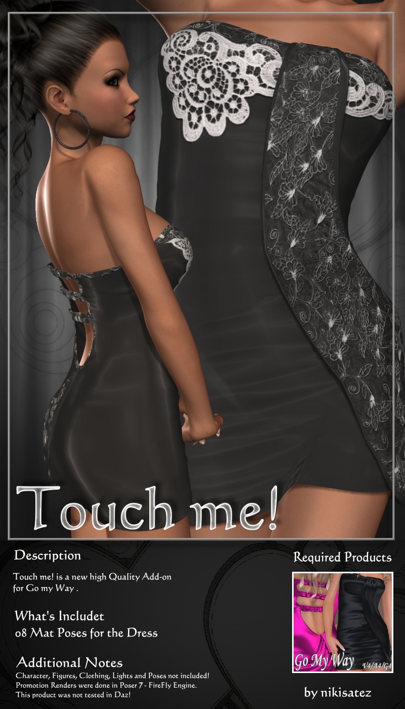 Touch me! for Go My Way