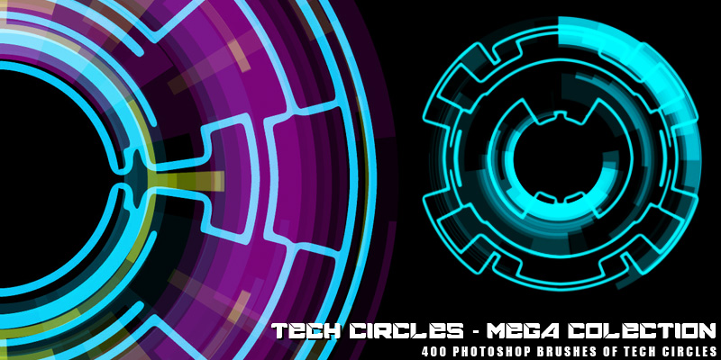 Tech Circles - MegaCollection