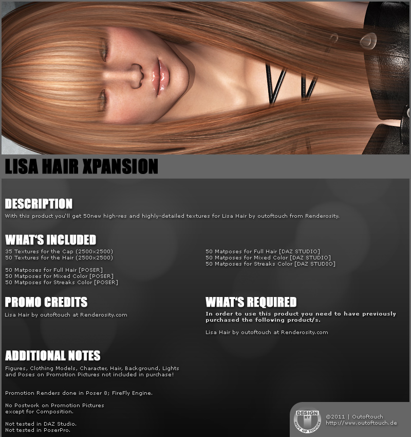 Lisa Hair XPansion