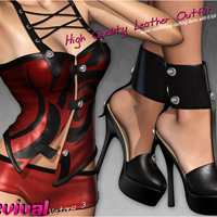 Victoria 3evival - Character and Clothing for V3 image 2