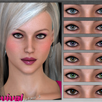 Victoria 3evival - Character and Clothing for V3 image 6