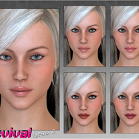 Victoria 3evival - Character and Clothing for V3 image 7