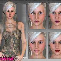 Victoria 3evival - Character and Clothing for V3 image 8