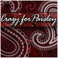 Merchant Resource: Crazy for Paisley 2D And/Or Merchant Resources Sveva
