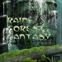 Rain Forest Fantasy 3D Models 2D FutureFantasyDesign
