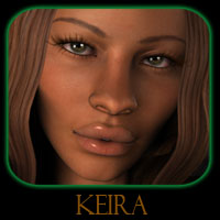 Keira by reciecup