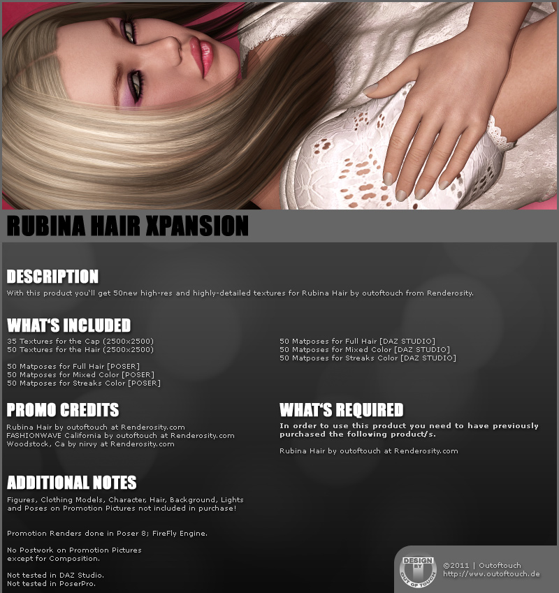 Rubina Hair XPansion
