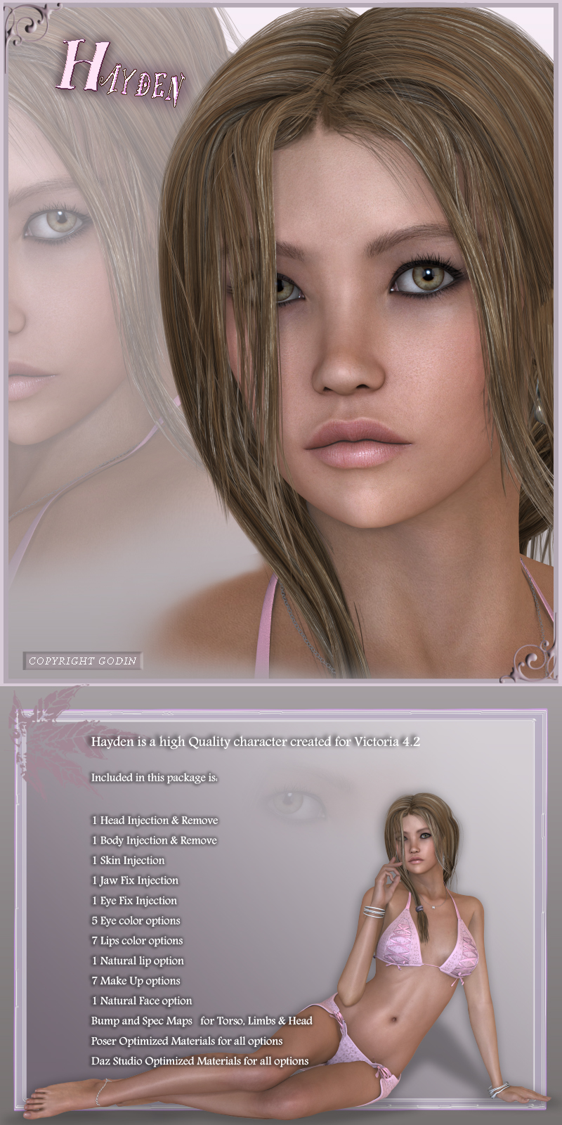 VH Hayden for Victoria 4.2