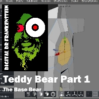 Digital Dr Frankensteins Base Bear Tutorials : Learn 3D Fugazi1968