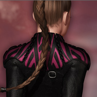 XOXO Outfit for V4 image 3
