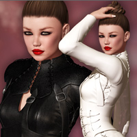 XOXO Outfit for V4 image 5