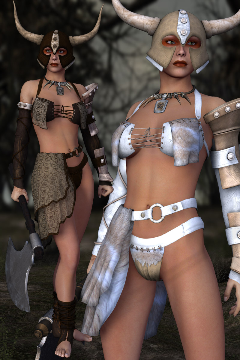 Feral for Sexy Savage Armor