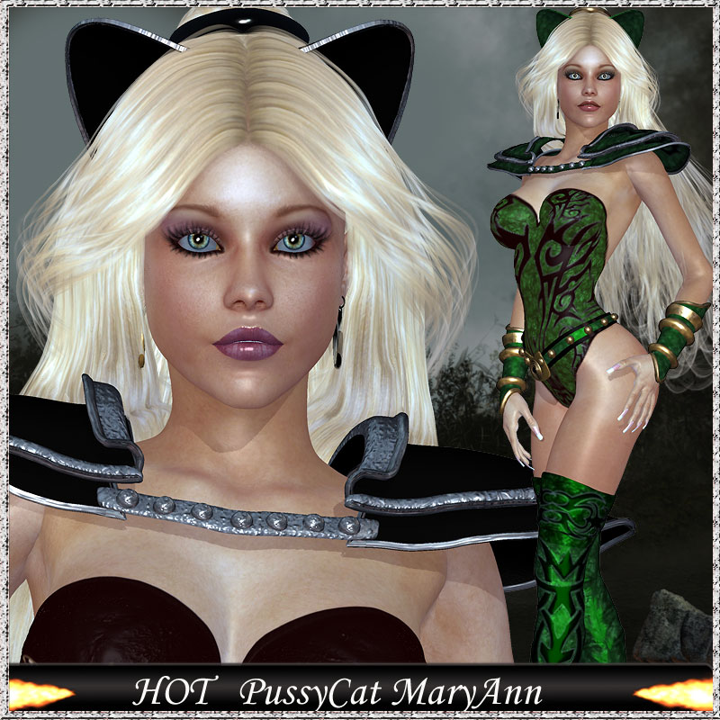 HOT Pussycat MaryAnn