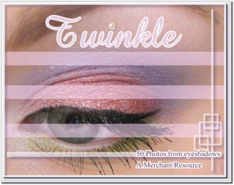 TWINKLE **Merchant Resource** 50 Photos of Eyeshadows