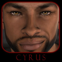 Cyrus by reciecup