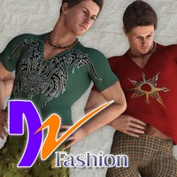 DZ M4 Fashion Set 02 3D Figure Essentials dzheng