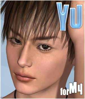 YU for M4 3D Figure Essentials 3D Models fu-minn