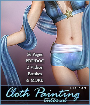 SV Cloth Painting Tutorial 2D Tutorials Sveva