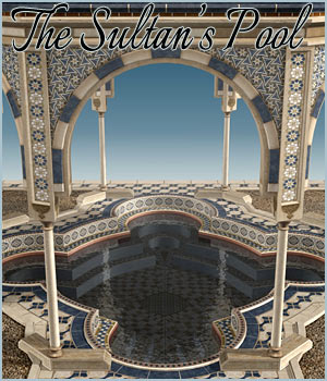 The Sultan's Pool 3D Models RPublishing