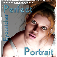 Perfect Portrait 3 - Eyecatcher Software 3D Figure Essentials 3D Models SaintFox