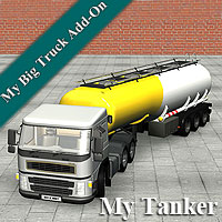 My Tanker 3D Models Simon-3D