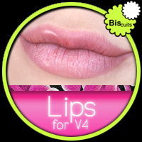 Biscuits Lips for V4 image 2
