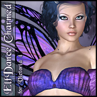 ElfDance: Charmed for V4 Themed Clothing SWAM