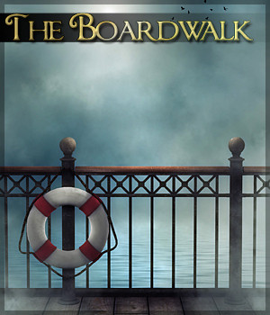 The Boardwalk 2D Graphics Sveva