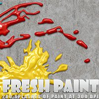 Fresh Paint 3D Models 2D Graphics designfera