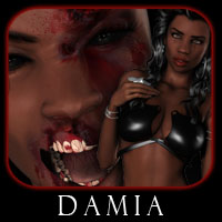 Damia 3D Figure Essentials 3D Models reciecup
