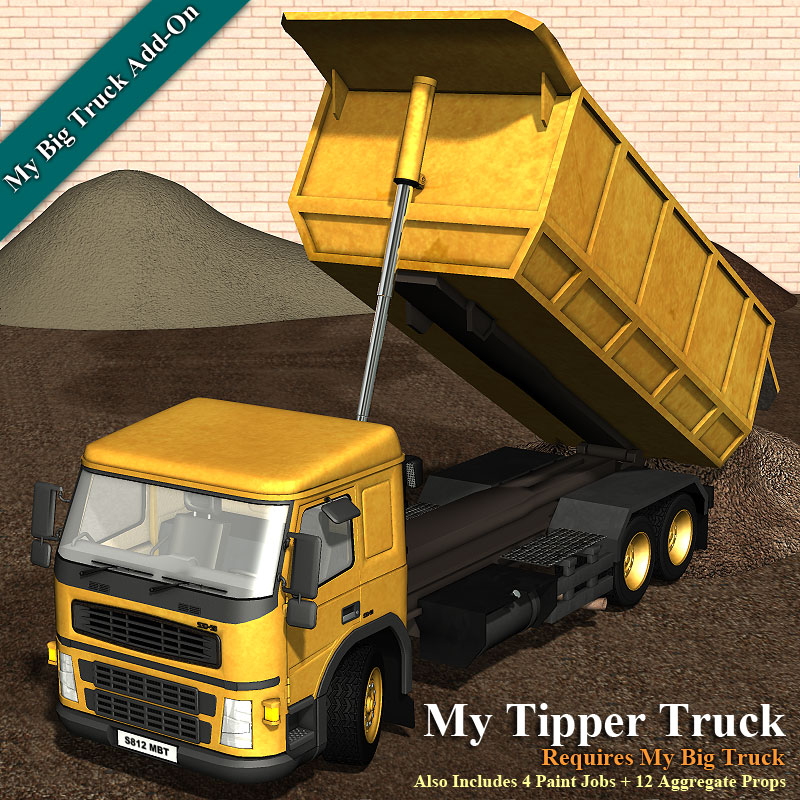 My Tipper Truck